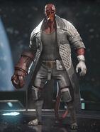 Hellboy - Paranormal Investigator (alt)