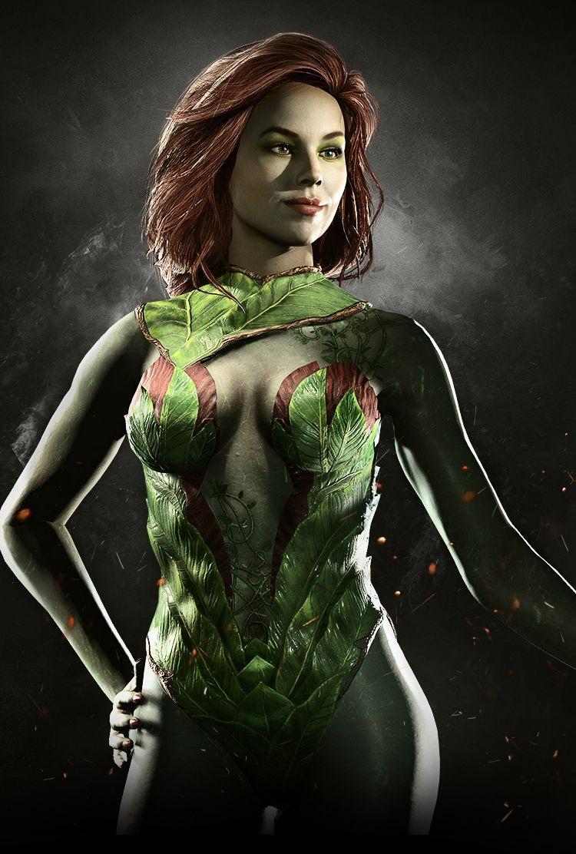 Poison ivy injusticegods among us wiki fandom powered by wikia poison ivy voltagebd Gallery