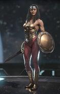 Wonder Woman - Nth Metal (alt)