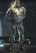 Darkseid - God of Gods - Alternate