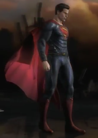 File:Man of Steel Superman in Archives.PNG