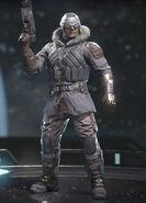 Captain Cold - Stone Cold Killer