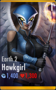 Hawkgirl - Earth 2