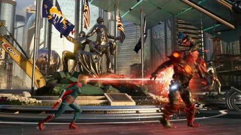 Tráiler Oficial Injustice 2 Primer Gameplay