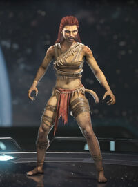 Cheetah - Minerva's Curse