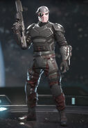 Deadshot - Demon