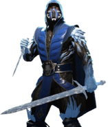 Sub-Zero (Character Select Render)