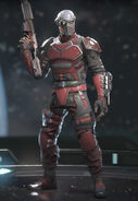 Deadshot - The Professional - Alternate