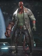 Hellboy - Son of the Fallen One (alt)