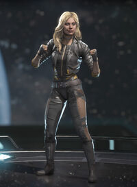 Black Canary - Canary's Cry