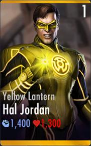 Green Lantern (Hal Jordan) | Injustice:Gods Among Us Wiki ...