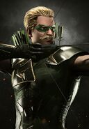 Injustice2 GREENARROW