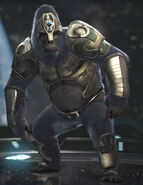 Grodd - King of the Jungle