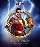 Shazam arena
