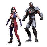 Injustice HQ Cyborg