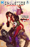 Injustice Ground Zero Issue 1 Cover