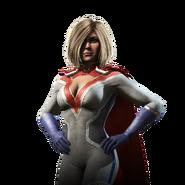 +DLC Power Girl