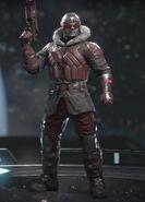 Captain Cold - Demon