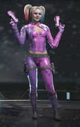 Harley Quinn - Purple Hazer