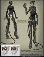 DC Injustice Concept Art JM18b