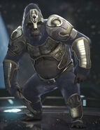 Grodd - God - Alternate