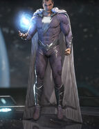 Black Adam - Amon's Strength - Alternate