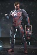 Green Lantern - American Hotshot (alt)