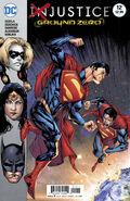 Injustice Ground Zero Issue 12 Cover
