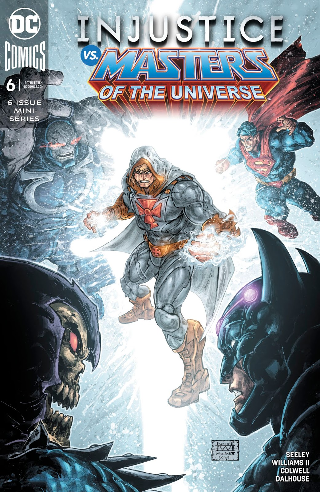 Injustice vs  Masters of the Universe Issue 6 | Injustice