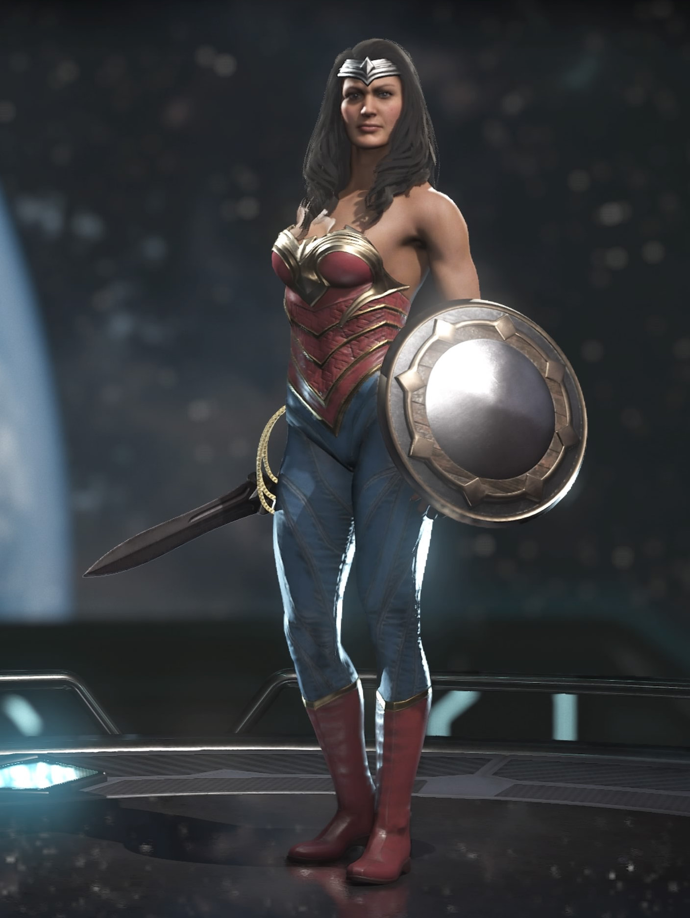 Image result for injustice wonder woman