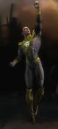 Sinestro in Archives