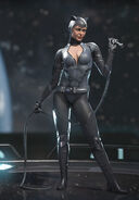 Catwoman - Midnight Mistress (alt)