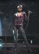 Catwoman - Modern Age Debut - Alternate