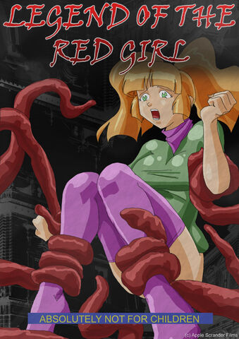 File:Legend of the Red Girl Cover by OptimusPraino.jpg