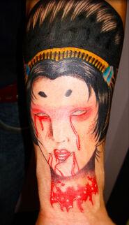 InkMASTER heather 5