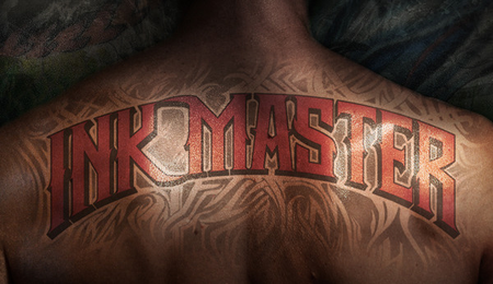 Archivo:Ink Master spike logo.png