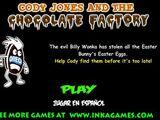 Cody Jones Chocolate Factory