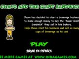 Chavo and the Giant Sandwich