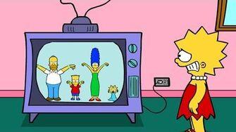 Lisa Simpson Saw Game (Inkagames) - Walkthrough