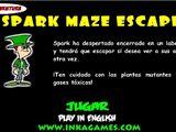 Spark Maze Escape