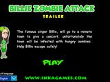 Billie Eilish Zombie Attack