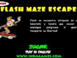 Flash Maze Escape