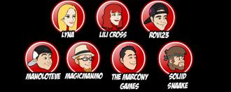 Youtubers Saw Game 3, pic 5. jpg