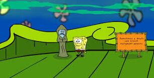 SpongeBob Ship Escape