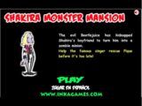 Shakira Monster Mansion
