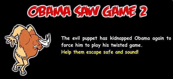 Obama Saw Game 2 Inkagames English Wiki Fandom Powered By Wikia