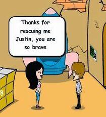 Justin Bieber Saw Game (4)