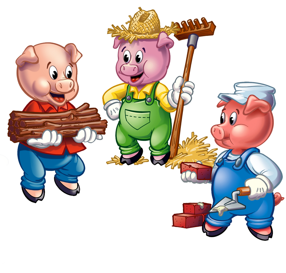 three little pigs inkagames english wiki fandom powered by wikia rh inkagames english wikia com three little pigs clip art free three little pigs clipart pictures