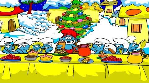Smurfs' Last Christmas (Inkagames) - Walkthrough