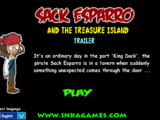 Sack Esparro and the Treasure Island